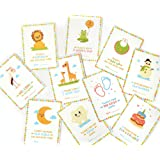 Baby Milestone Cards, 30 Milestone Cards to Capture your Baby's Special Moments