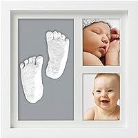 Pearhead Babyprints 3D Memory Kit, White