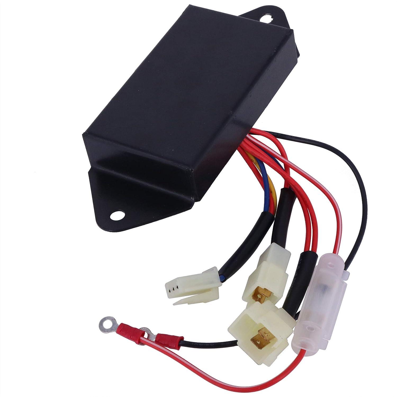 JEENDA AVR Automatic Voltage Regulator for Kubota GL11000 J106 J108 J112 J119 220V 50//60HZ Generator