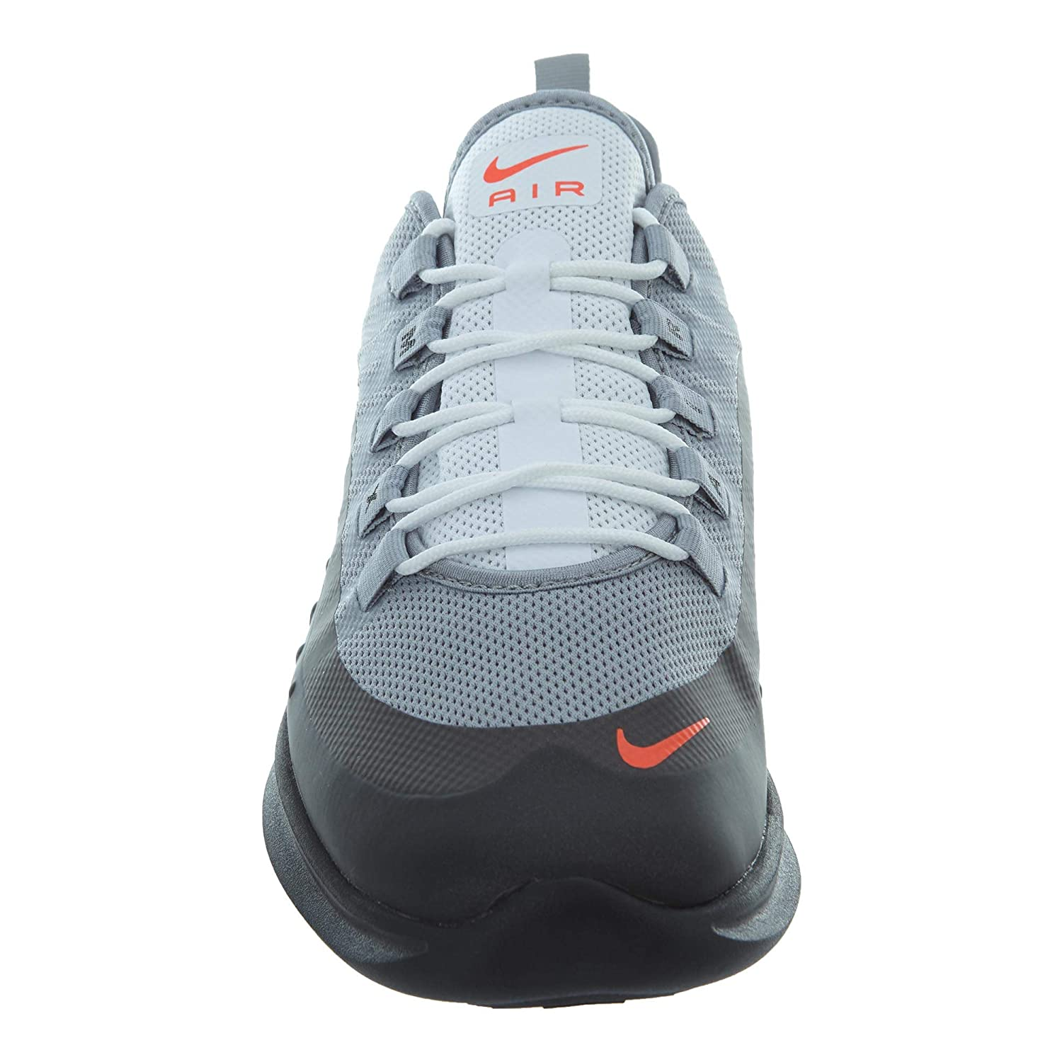 Amazon.com | Nike Mens Air Max Axis Running Shoe, Wolf Grey/Total Crimson/Black/Anthracite, Size 8 | Road Running
