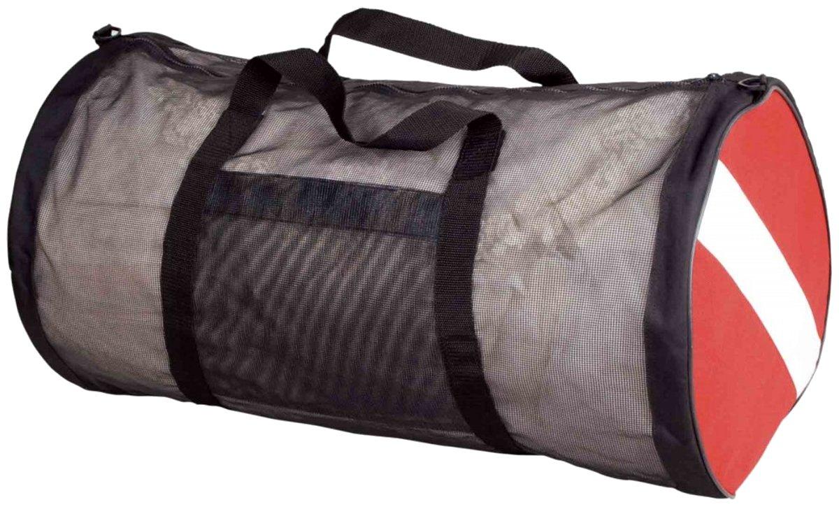 932ed7bf4f71 Amazon.com   Scuba Max New ScubaMax Dive Flag Mesh Duffel Bag