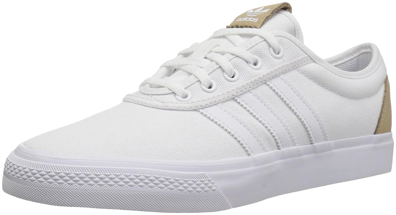 adidas Originals Women's Adiease Shoes B01N2RU073 (10 M US)|White/White/Pale Nude