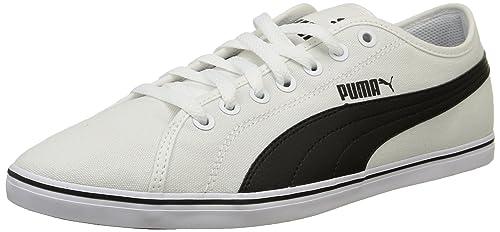 Puma Elsu V2 Cv Scarpe Sportive Outdoor Uomo Bianco Bianco White/Black 3
