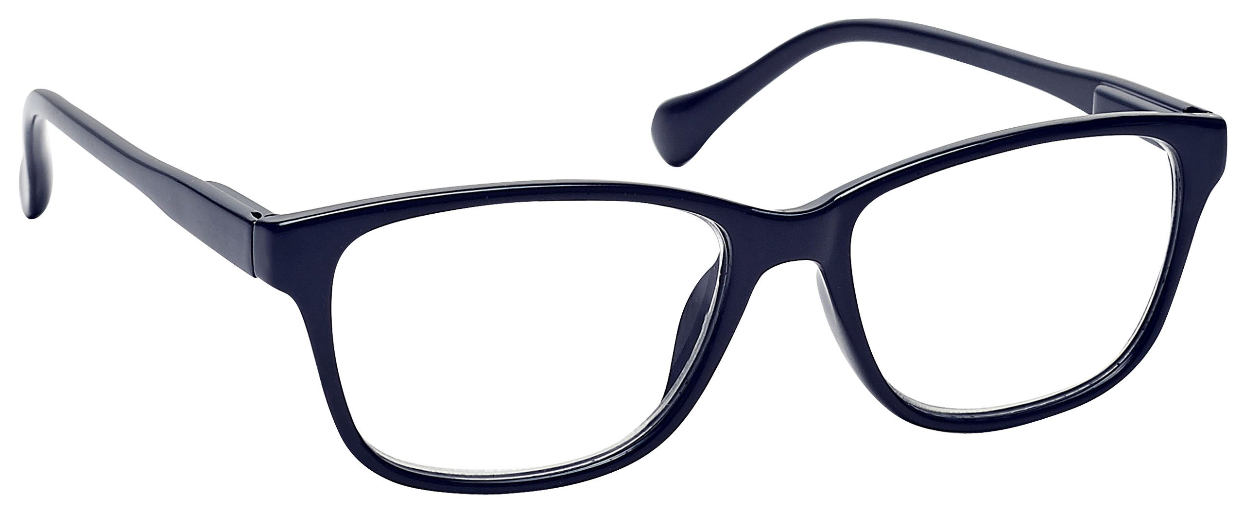 7449cd775db The Reading Glasses Company Navy Blue Lightweight Readers Designer Style  Mens Womens Spring Hinges R27-