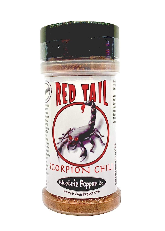Scorpion Chili Powder Spice Seasoning Trinidad Moruga Red Tail