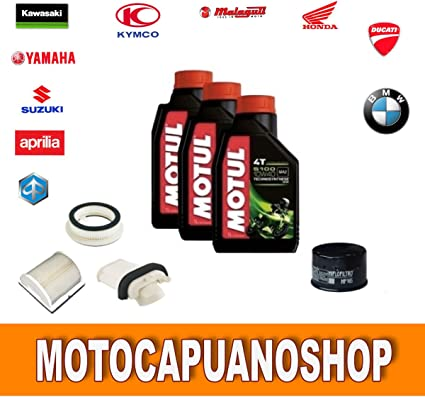 Kit de revisión y cambio de aceite para motocicletas Yamaha T-MAX ...
