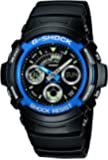 Casio G-Shock Men's Analogue/Digital Quartz Watch with Resin Strap – AW-591