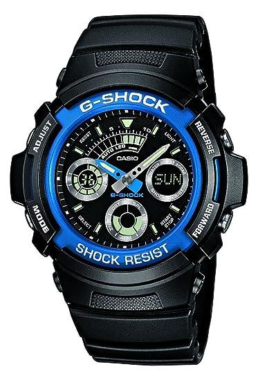 c59de9f63515 Casio Reloj de Pulsera AW-591-2AER  Casio  Amazon.es  Relojes