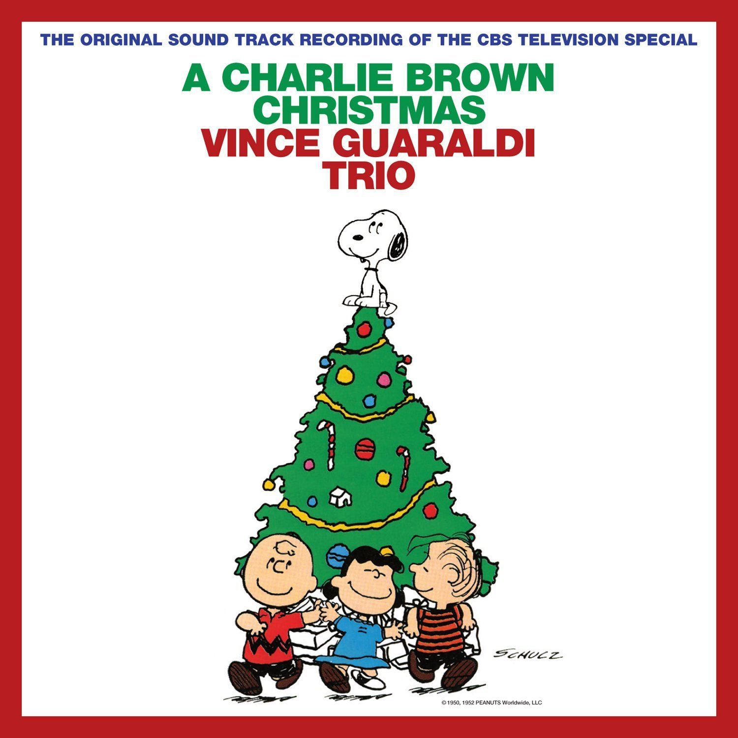 A Charlie Brown Christmas (Snoopy Doghouse Edition) - Vince Trio ...