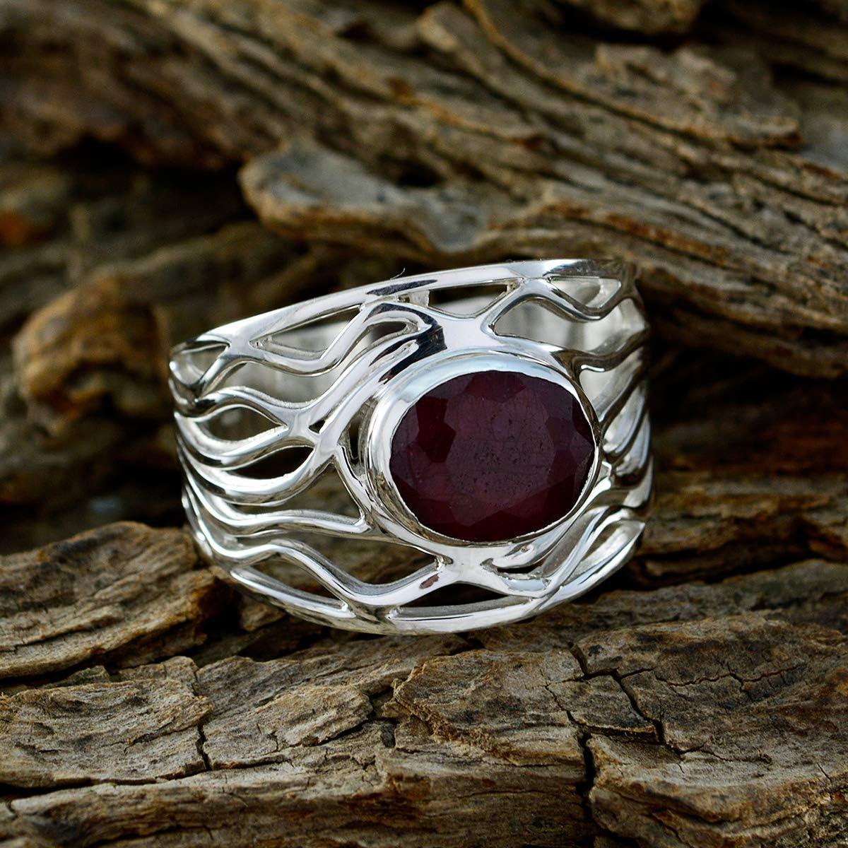 Cushion Shape Jasper Ring Handmade Jewellery Gemstone Gift For Her 925 Sterling Silver Plated Ring Gemstone Red Jasper Carving Ring