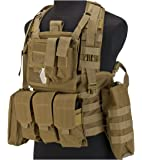 Evike Matrix Special Operations RRV Alt Style Chest Rig - Coyote - (37908)