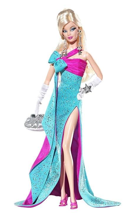 Amazon.com: Barbie Feliz Cumpleaños Gorgeous Muñeca: Toys ...