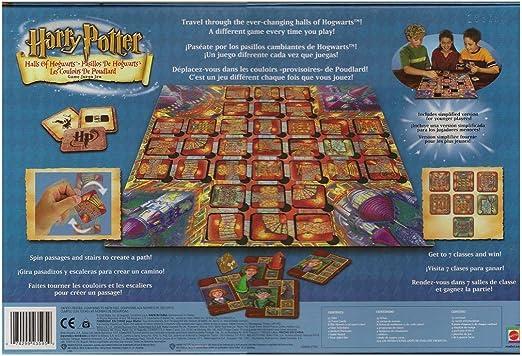 harry potter halls of hogwarts by Mattel: Amazon.es: Juguetes y juegos