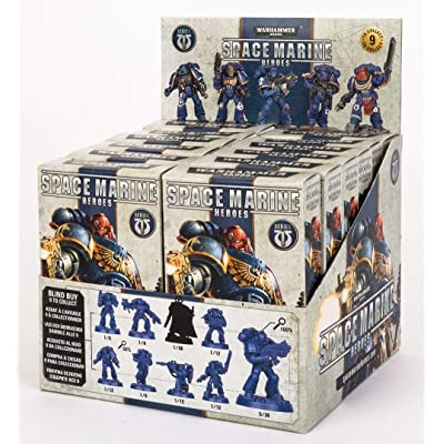 SPACE MARINE HEROES (REST OF THE WORLD): Toys & Games