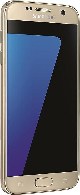 Samsung S7 Oro 32GB Smartphone Libre (Reacondicionado)- Versión ...