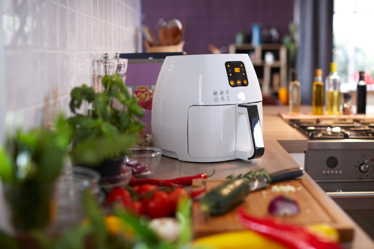 Philips XL Airfryer, The Original Airfryer, Fry Healthy with 75% Less Fat, White, HD9240/34 by Philips (Image #7)