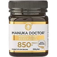 Manuka Doctor Monofloral Manuka Honey 850+, 250gm