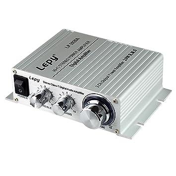 fentac (TM) LP I5S-2020 A – Lepai Amplificador 2 X 20 W