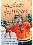Hockey Numbers Boardbook