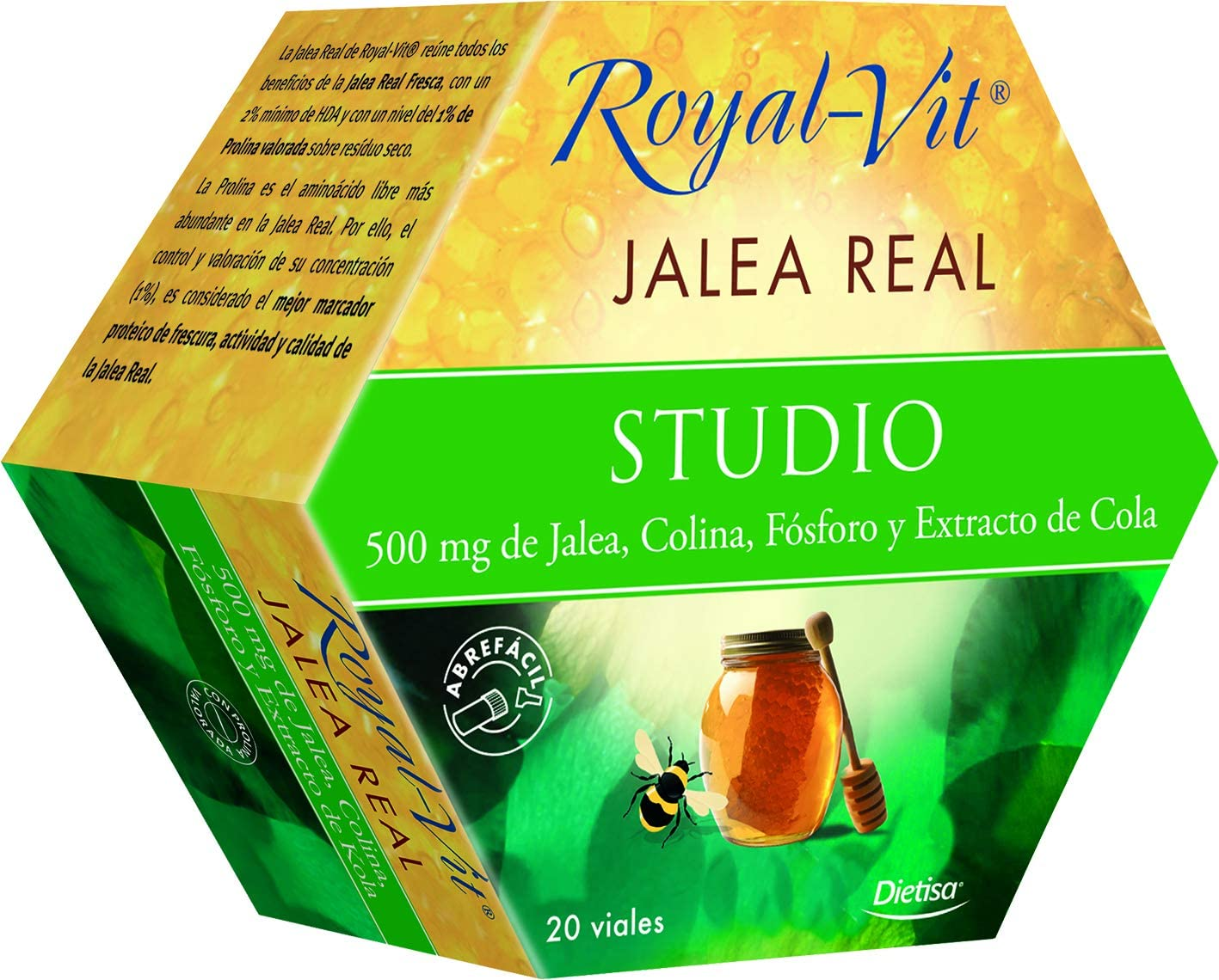 Dietisa - Royal-Vit - Jalea Real - Studio 200 gr