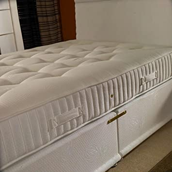 Deluxe Beds Empereur 15 M Pocketsprung King Size Matelas Mousse à