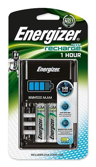 Energizer 894695 - Cargador de Pilas AA+AAA: Amazon.es ...