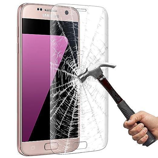 31 opinioni per Pellicola Protettiva Samsung Galaxy S7, ikalula Pellicola Vetro Temperato Galaxy
