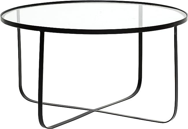 Bloomingville Caf/é Table Harper Noir