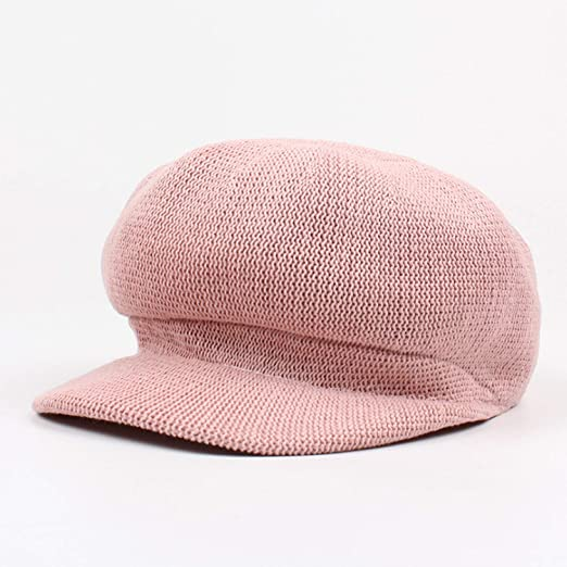 Fashion Hat Women Shade Beret Ventilation hat Fashion 8 Angular Hat Travel Sunscreen Hat Comfort