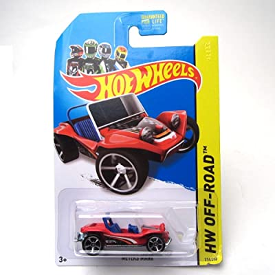 Hot Wheels HW Off-Road - 114/250 - Meyers Manx: Toys & Games