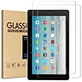 All-New Fire HD 10 Screen Protector,Tempered Glass Screen Protector Film for All-New  HD 10 Tablet (7th 2017 Release)