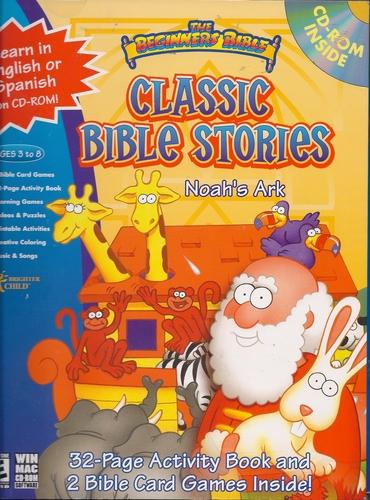 Classic Bible Stories Noah's Ark the Beginners Bible CD-ROM pdf