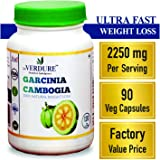 NEW LAUNCH STEAL DEAL - Verdure Garcinia Cambogia herbs, High Strength 2250 mg for Ultra Fast Weight Loss - 90 Veg capsules