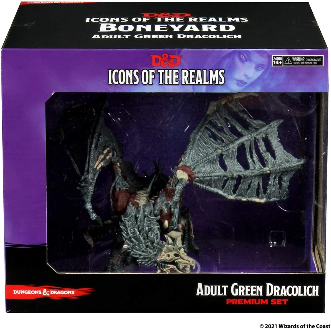 D&D Icons of The Realms Miniatures: Boneyard Booster