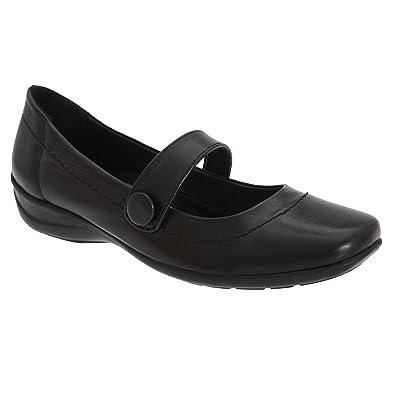 Mod Comfys Damen Halbschuhe / Schuhe / Slipper (39 EUR) (Schwarz) W4V2W
