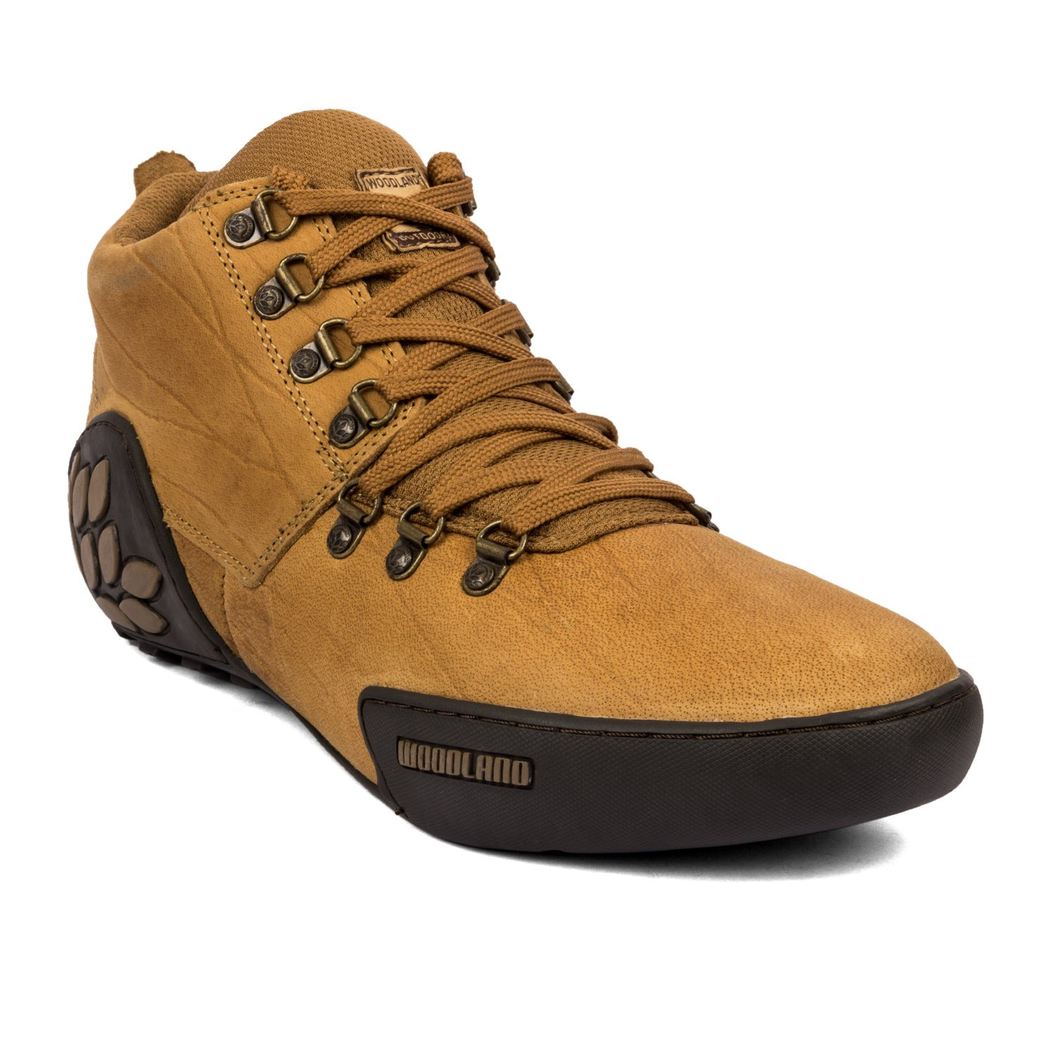 Buy Woodland Men's Camel Casual Shoes