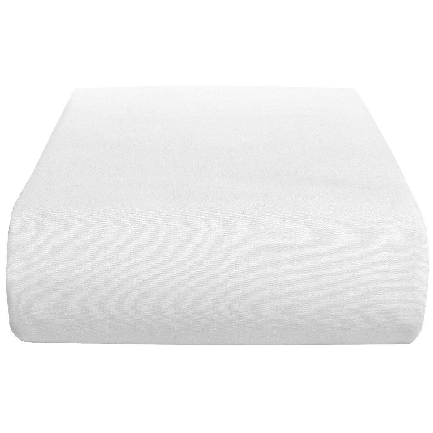 500余分な深いポケットエジプト綿スーパーソフトシーツ/ボトムシートQueenソリッドホワイトFit Up to 21