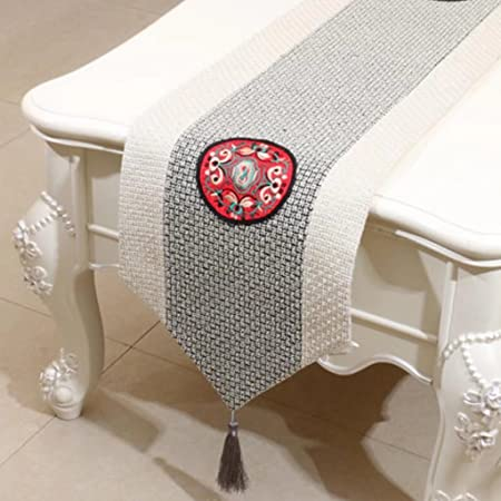 KKY-Enter Table Runner Mantel Pastoral Nocturno Mesa De Café ...