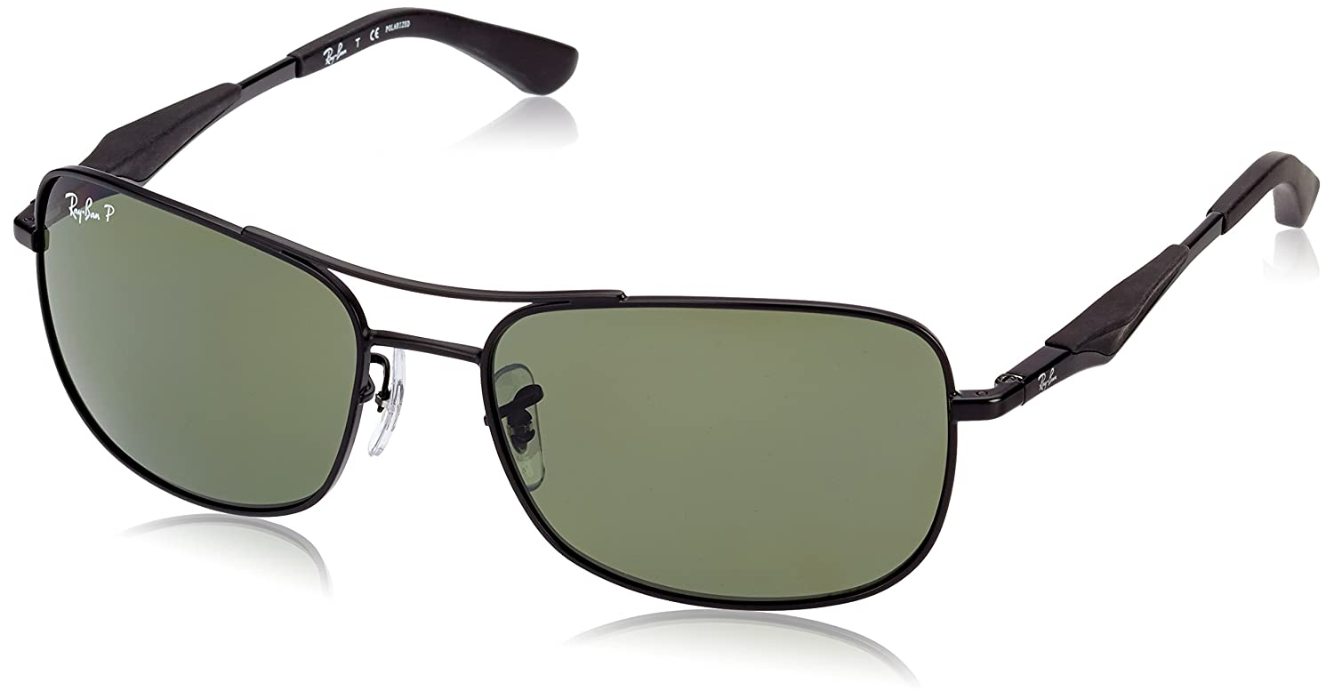 2b9f847fcb Ray-Ban Men s RB3515 006 9A Sunglasses