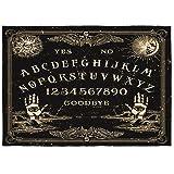 CafePress Vintage Ouija Talking Board 539;X739; 539;X7 Decorative Area Rug, 5'x7' Throw Rug