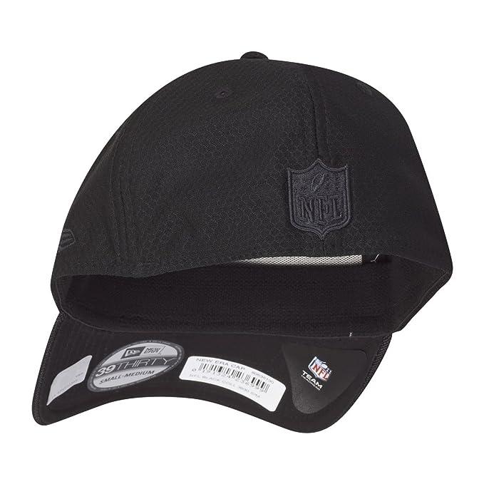online store 8297e addb1 New Era 39Thirty Cap - LIQUID Minnesota Vikings black - XS S  Amazon.co.uk   Clothing