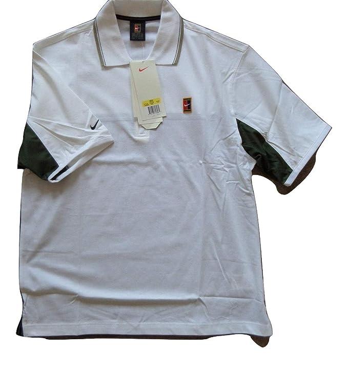 Nike Supreme Court Challenge - Polo de Tenis para Hombre (Talla S ...