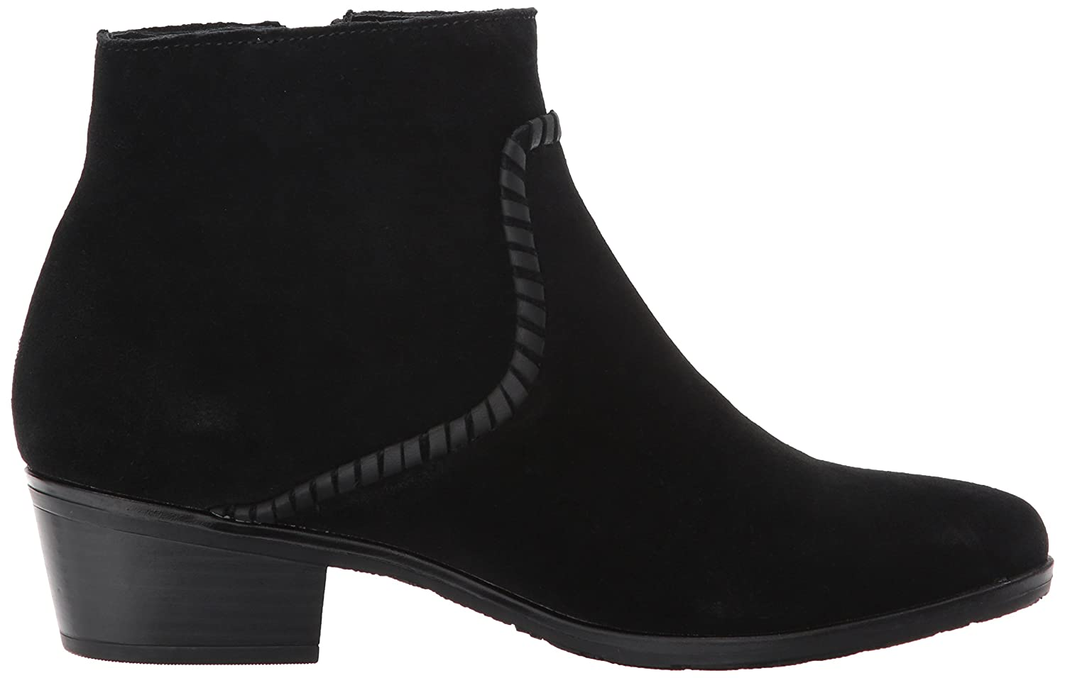 Jack Rogers Women's Dylan Waterproof Ankle Boot B06XMYP4RJ 10 B(M) US|Black Suede