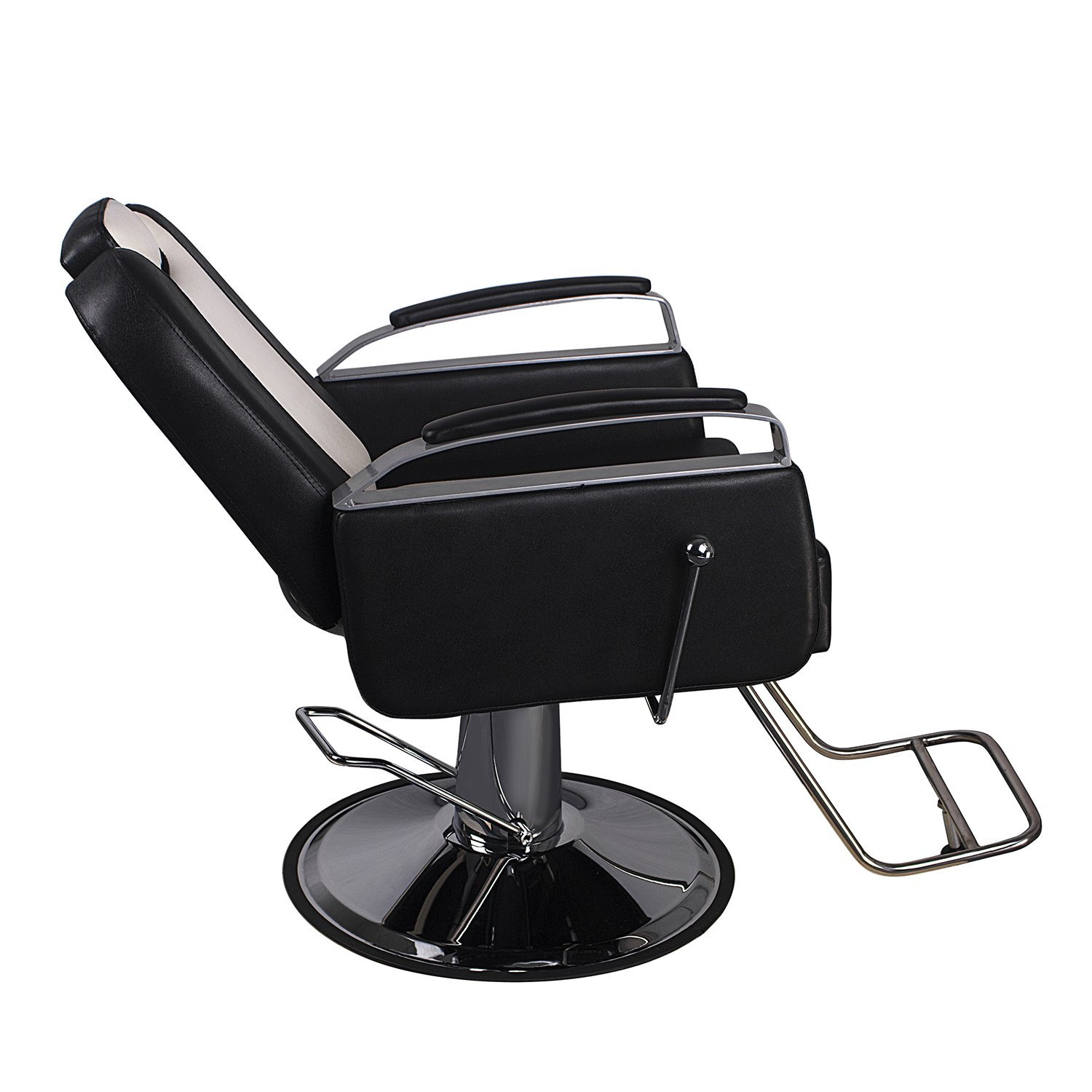 Buy Walcut Reclining Hydraulic Barber Chair Styling Salon Beauty