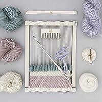 Wool Couture - Kit de Tejer de Telar