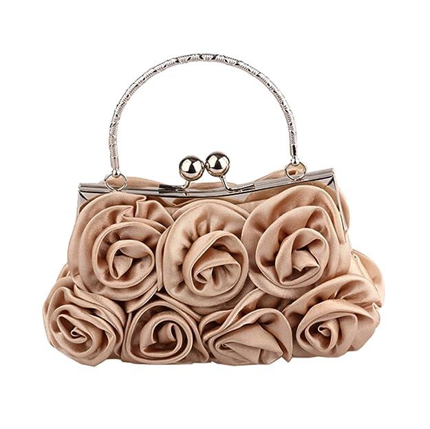 Braut-accessoires Hart Arbeitend Abendtasche Brauttasche Clutch Handtasche Damen Schwarz Strass Hochzeit Ball Neu Taschen