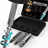 Damaged Screw Remover and Extractor Set by Moocom - Set of 4 Stripped Screw Removers