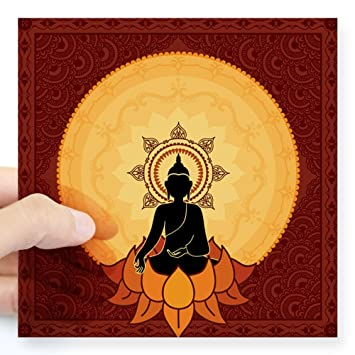 Amazon.com: CafePress – Serene Buddha Artwork 3