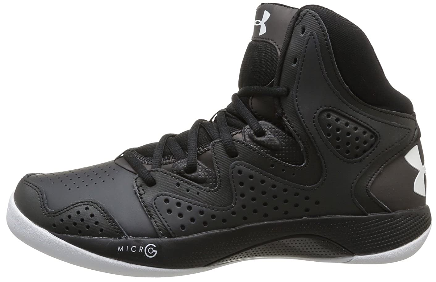 99305bc3 Under Armour Men's UA Micro G® Torch 2 Basketball Shoes 13 Black ...
