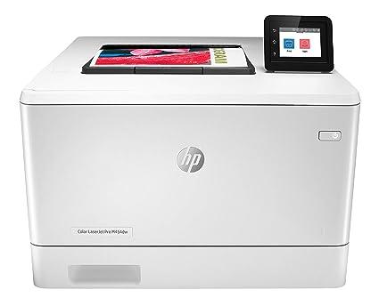 HP Color Laserjet Pro M454dw - Impresora Láser Monocromo (A4 Negro, hasta 27 ppm, de 750 a 4000 Páginas al Mes, 1 USB 2.0 , 1 USB Host, 1 Red Gigabit ...